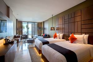 Wyndham Tamansari Jivva Resort Bali Bali - Room