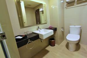Grand Parama Hotel Berau - Kamar mandi