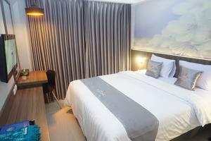 Sofyan Inn Hotel Unisi Yogyakarta Yogyakarta - Deluxe Tempat Tidur Double