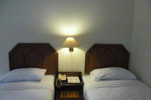 Cittic Hotel Batam - Kamar tamu