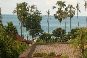 C'est Bon Homestay 2 Bali - Ocean View Kamar Tidur - Pemandangan