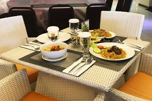 TOP Malioboro Hotel Yogyakarta - Restoran