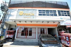 Oranje Gasthuis Siwalankerto Surabaya - Tampak Depan