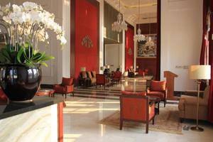 Hotel Ammi Cepu Blora - Lobi