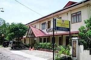 Hotel Bumi Asih Medan - Tampak Luar