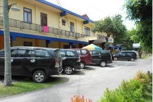 Hotel Bumi Asih Medan - Tampak Depan