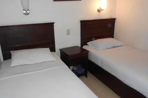 Hotel Bumi Asih Medan - Kamar Standart Twin