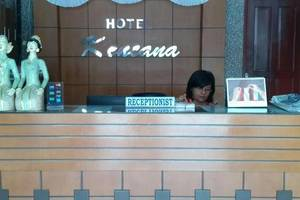 Hotel Kencana Purwodadi Grobogan - Reception