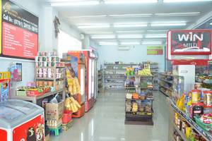 Homestay Bintang Lima Pekanbaru - Supermarket
