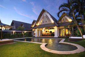 Villa Seminyak Estate & Spa Bali - Royal Villa Overview