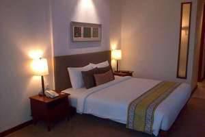 Jambuluwuk Malioboro Hotel Yogyakarta - Deluxe Double Room