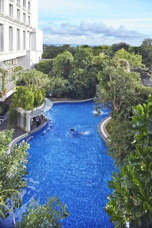 Jambuluwuk Malioboro Hotel Yogyakarta - Pool 1