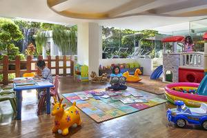 Jambuluwuk Malioboro Hotel Yogyakarta - Children Playground