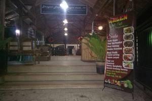 Ahlen Pangandaran - on Site AHLEN Resto Cafe