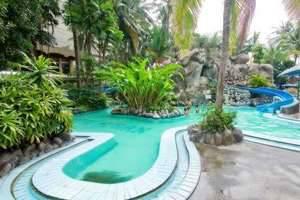 Hotel Danau Toba Medan - Pool