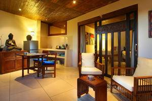 The Apartments Canggu Bali - Ruang Tamu