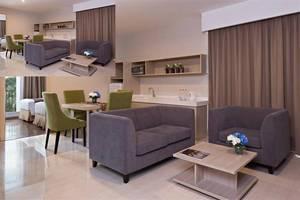 Ayaka Suites Jakarta - Kamar tamu