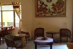 Merapi Hotel Yogyakarta - Lobi