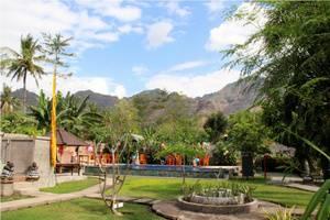 Kubuku Ecolodge and Resto Bali - Pemandangan Sekitar