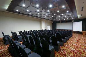 Selyca Mulia Hotel and Shopping Center Samarinda - Ruang Rapat