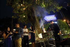 Serela Merdeka Bandung - BBQ Party