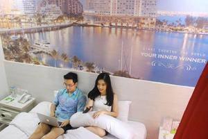 The Win Hotel Surabaya - Kamar tamu