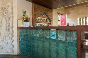 ZEN Villa Tebongkang Ubud - Resepsionis