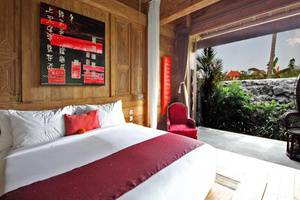 Bali Ethnic Villa Bali - Kamar tamu