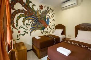 De Hostel Yogyakarta Yogyakarta - Twin Bed room