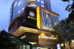 Best Western OJ Hotel Malang - Tampilan Luar Hotel