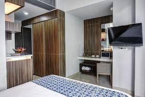 Sampit Residence Jakarta - Kamar Deluxe Double