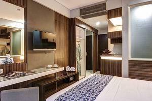 Sampit Residence Jakarta - Kamar Superior Double