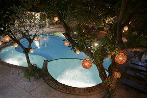 Melka Excelsior Hotel Bali - Kolam Renang