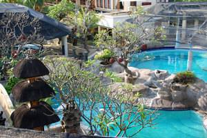 Melka Excelsior Hotel Bali - Dolphin Pool