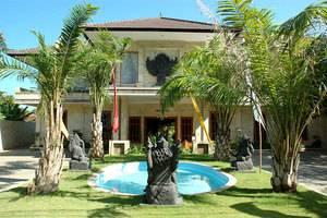 Melka Excelsior Hotel Bali - Hotel FrontSide