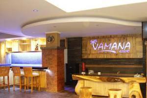Vamana Resort Lombok - Resepsionis