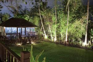The Puri Shanti Villas Bali - Taman