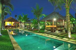 Ganga Hotel & Apartment Bali - Kolam Renang