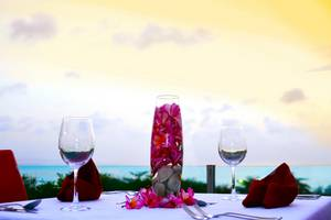 Best Western Kuta Beach  Bali - Candle Light Dinner