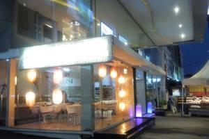 Papa Ho Hotel Bogor - gedung