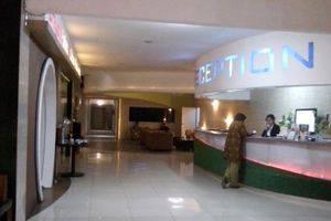 Papa Ho Hotel Bogor - lobby
