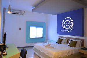 Papa Ho Hotel Bogor - Kamar Deluxe