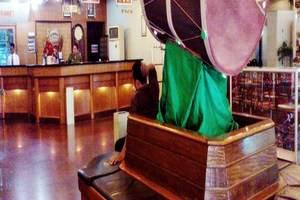 Hotel Merpati Pontianak - Lobi