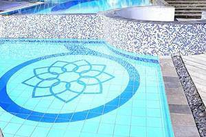 Hotel Golden Flower Bandung - Swimming Pool