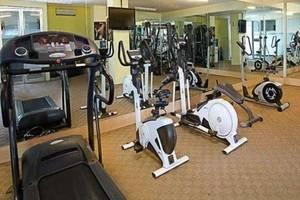 Hotel Golden Flower Bandung - Fitness Centre