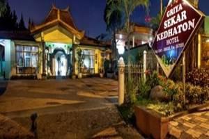 Griya Sekar Kedaton - Tampilan Luar Hotel