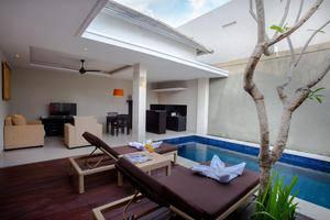 The Light Exclusive Villas & Spa Bali - Kolam Renang