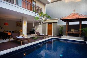 The Light Exclusive Villas & Spa Bali - Kolam Renang