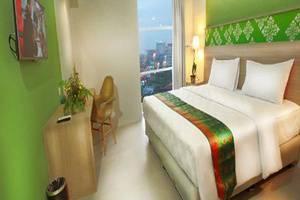 Pesonna Hotel Pekanbaru - Kamar tamu