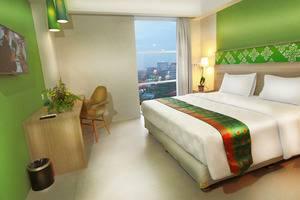 Pesonna Hotel Pekanbaru - DELUXE DOUBLE
